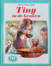 Tiny in de keuken