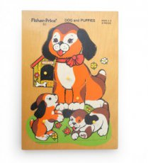 KIDS-138 Puzzel Fisher Price